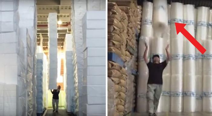 Filmaram trabalhadores japoneses enquanto trabalhavam… Deixam qualquer pessoa de boca aberta!