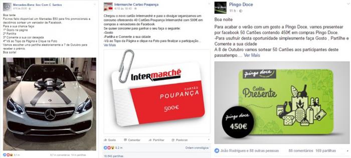 Atenção aos novos concursos fraudulentos no Facebook! Tem cuidado com eles!