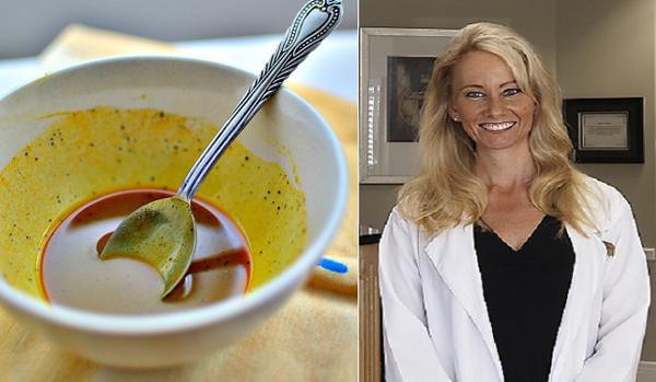 Médica revela a receita caseira criada por ela, que ajudou a mãe a curar o cancro!