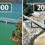 15 Imagens chocantes que mostram as recentes mudanças ambientais no planeta terra! É assustador! A continuar assim…