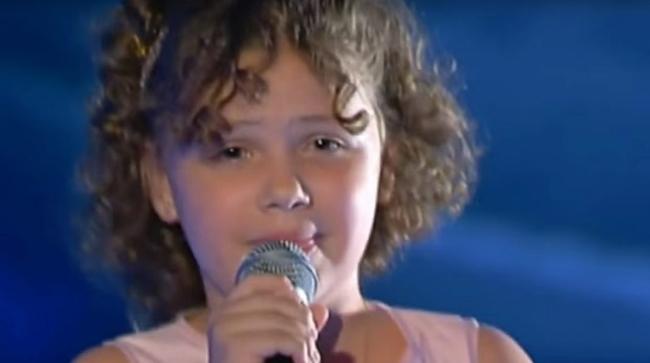 A voz da neta de Pavarotti é tão impressionante que é quase impossível acreditar que tem apenas 12 anos!