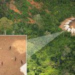 Um helicóptero captou imagens de uma tribo completamente isolada… O que descobriram…
