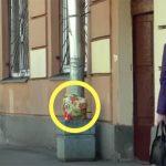 Esta mulher deitou algo no lixo e fugiu… Foi a coisa mais aterrorizante que as pessoas já viram!