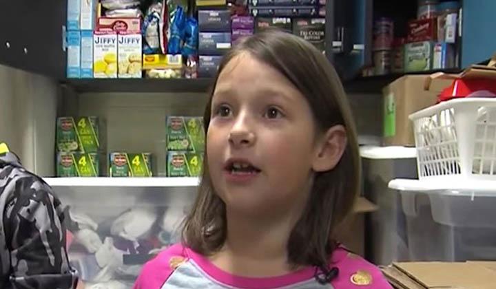 Esta menina encontrou um bilhete de loteria premiado na rua… O que ela fez com o dinheiro… Está a impressionar o Mundo inteiro!