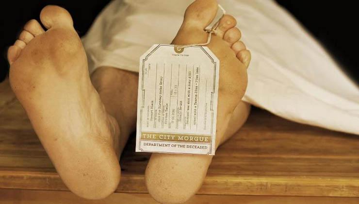 Estes pais foram identificar o filho à morgue… Ao levantar o lençol… Sofreram o choque das suas vidas!