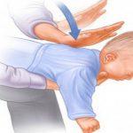 É importante que todos os pais saibam isto! Como salvar um bebé que deixou de respirar ou se engasgou!