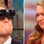 Este homem cego viu a esposa pela primeira vez na vida… O que ele disse a seguir… Está a correr o mundo inteiro!