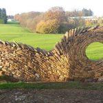 Este homem cria obras de arte usando apenas pedras! Quando vires nem vais acreditar!