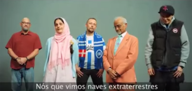 Esta impactante publicidade de TV dinamarquesa, está a correr o mundo!