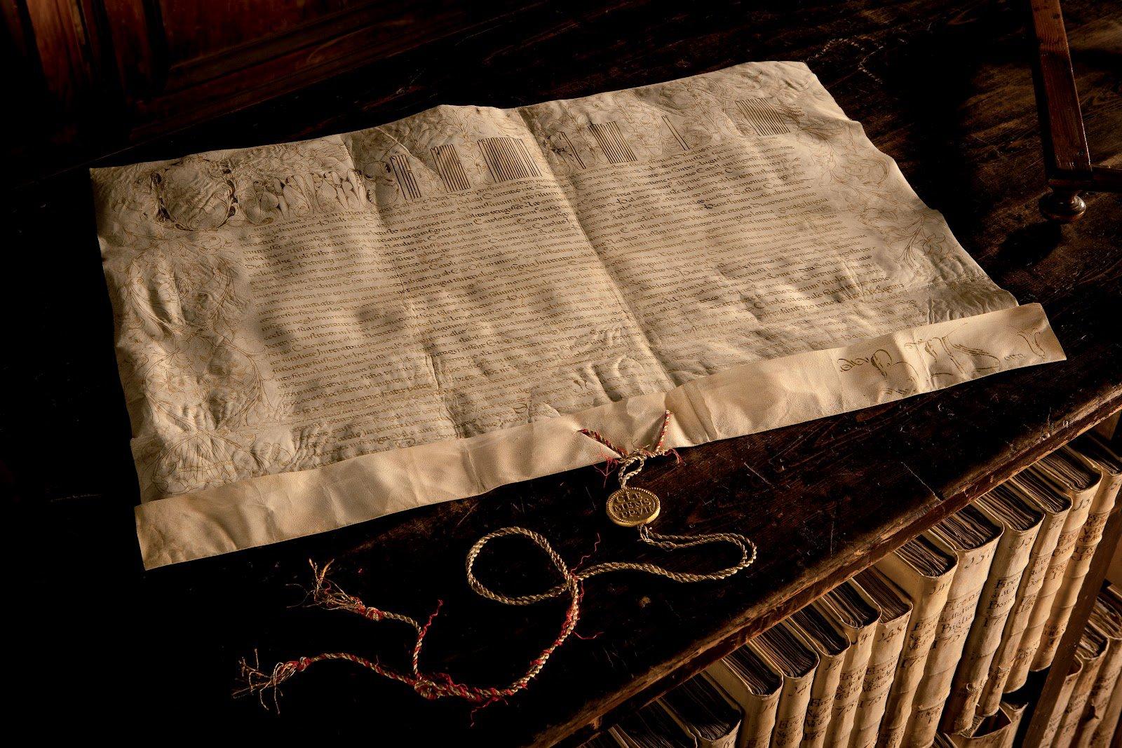 É isto o que escondem os arquivos secretos do Vaticano! E tu nem imaginavas!