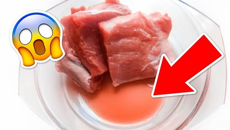 O líquido vermelho não é sangue! É importante que saibas o que é esse líquido!