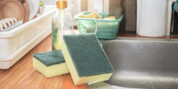 Esta esponja inocente que tem na pia da sua cozinha, é um perigo para a saúde!