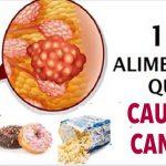 Estes 10 alimentos aumentam o risco de cancro! Deixa de os consumir imediatamente!