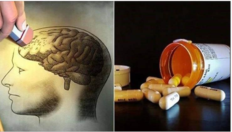 Cuidado com estes 20 medicamentos! Eles podem destruir a tua memória!