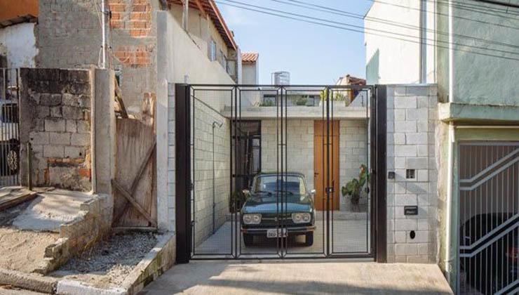 """Esta casa """"minúscula"""" é muito diferente do que parece por fora… O seu interior está a conquistar o mundo!"""