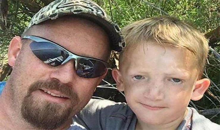 """O filho foi chamado de """"monstro""""… Então o pai deu uma grande lição nas redes sociais."""