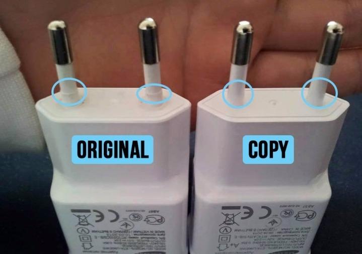 Dicas úteis para distinguir os produtos falsos dos verdadeiros!!!