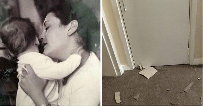 Ao fim de 21 anos esta Mãe entrou pela primeira vez na casa da Vizinha! O que viu é aterrador…