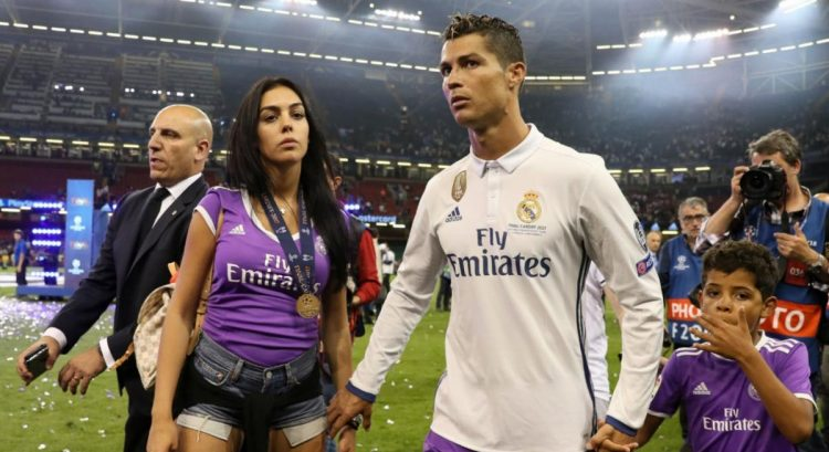 Como era Georgina Rodríguez antes de conhecer Ronaldo!