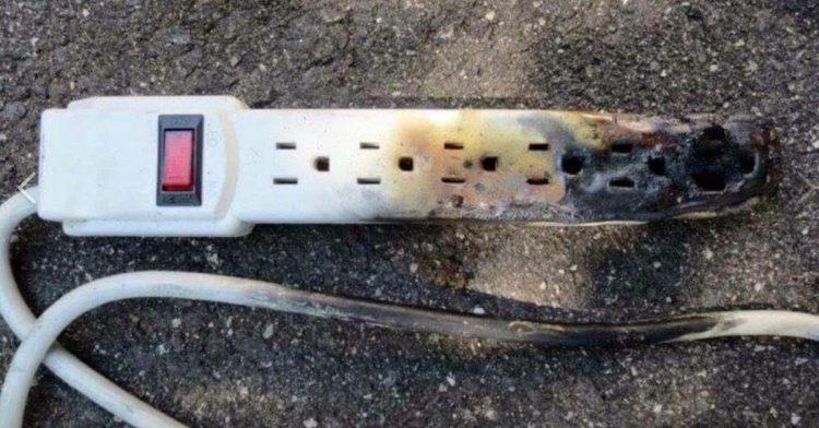 Bombeiros alertam para erro com as extensões eléctricas que nunca deve cometer