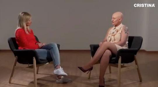 Rebeca conta como foi difícil explicar ao filho que tem cancro