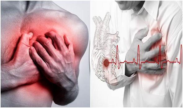 Um mês antes de um ataque cardíaco o corpo começa a avisar-nos com estes 8 sinais!
