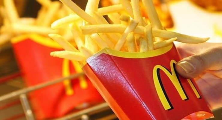 O químico usado nas batatas fritas do McDonald's pode curar a calvície! Confirma a ciência!