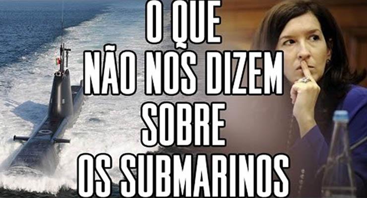 O que nunca nos disseram sobre os submarinos! Finalmente a verdade foi revelada!