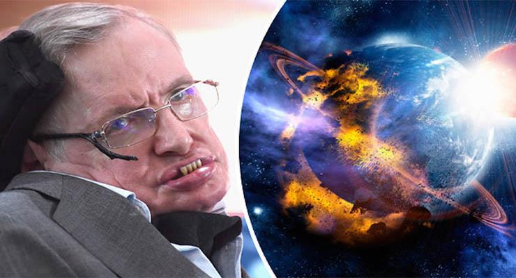 Antes de morrer, o físico Stephen Hawking fez este alerta… Uma trágica previsão para o futuro da humanidade!