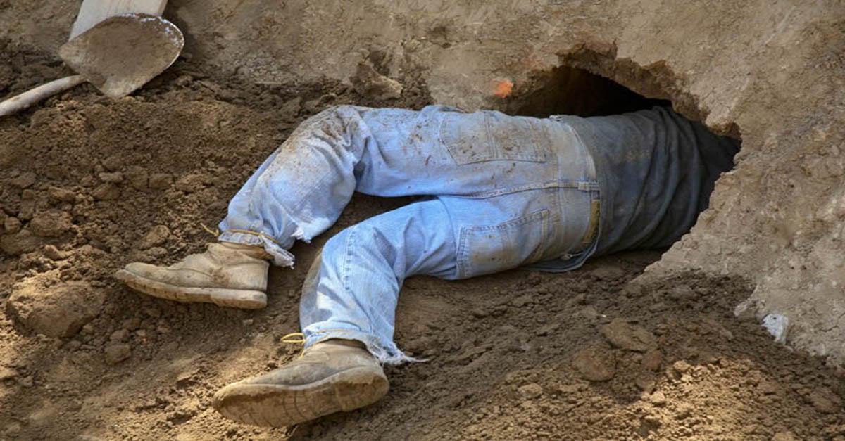 Homem cavou um túnel desde casa até ao bar preferido para beber enquanto a sua mulher dormia!