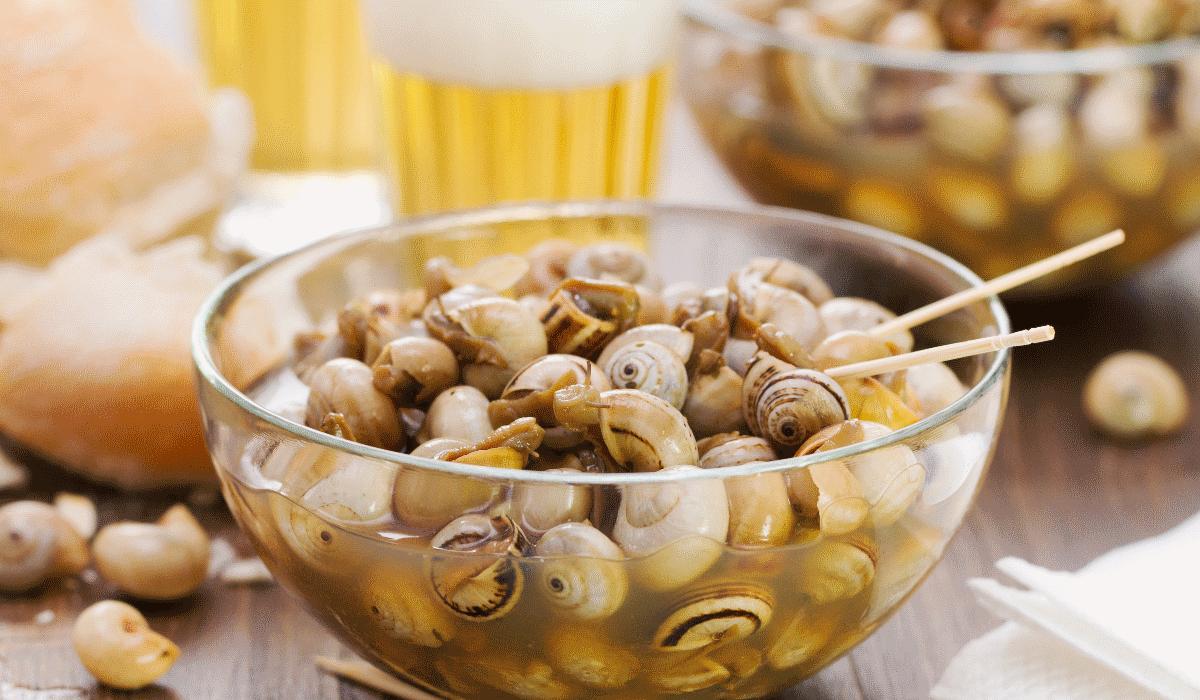 Lei Portuguesa está prestes a proibir que se cozam caracóis vivos