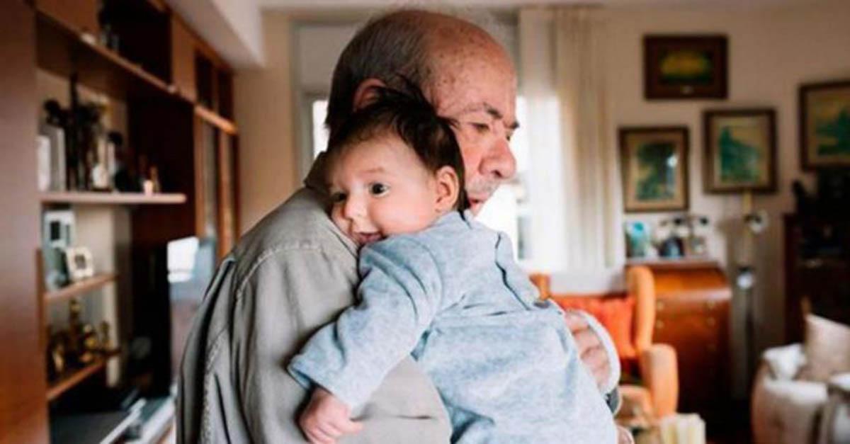 """Segurança Social assume a guarda de uma criança porque os pais são """"demasiado velhos""""!"""