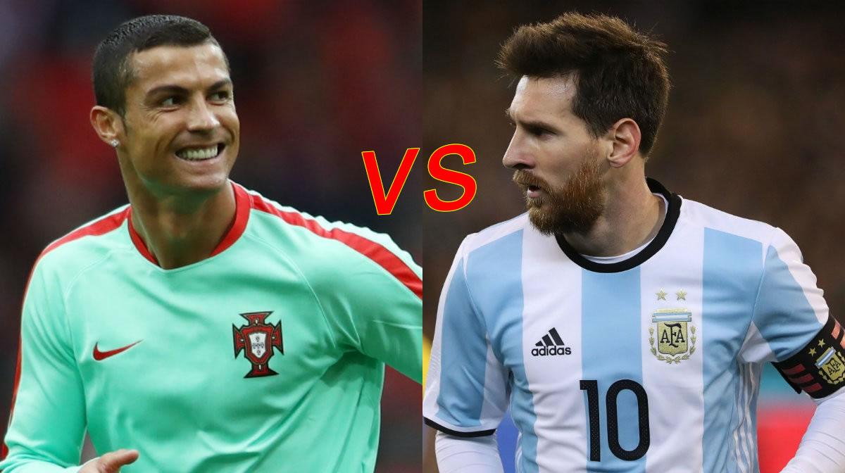 Russo divorcia-se por a esposa achar Cristiano Ronaldo melhor que Lionel Messi