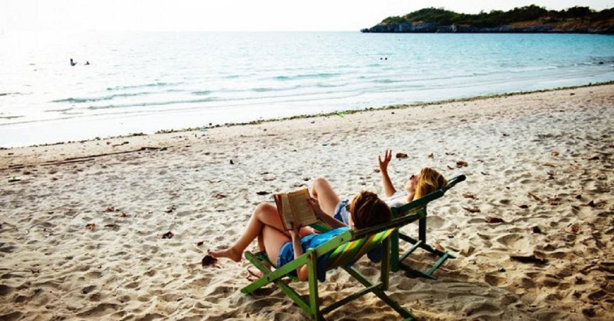 Porque deves ir regularmente a praia segundo os neuro-cientistas