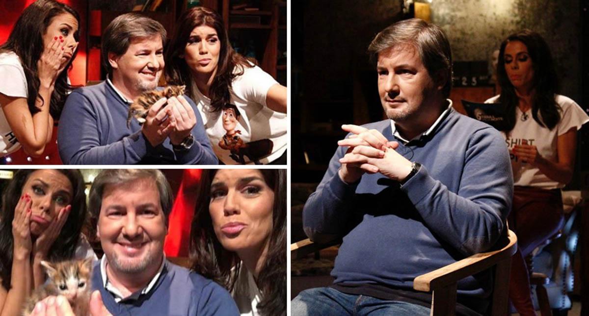 """Bruno de Carvalho foi ao """"5 Para a Meia Noite"""" e não perdeu a oportunidade de mandar umas """"bocas"""""""