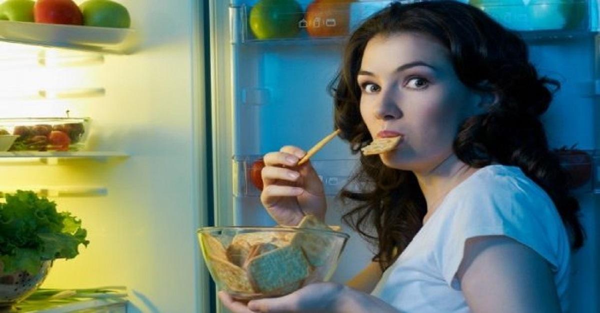 Alimentos que podes comer a noite sem que te façam engordar