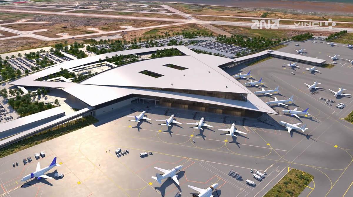 Vê como vão ficar os Aeroportos de Lisboa e do Montijo com as obras de expansão