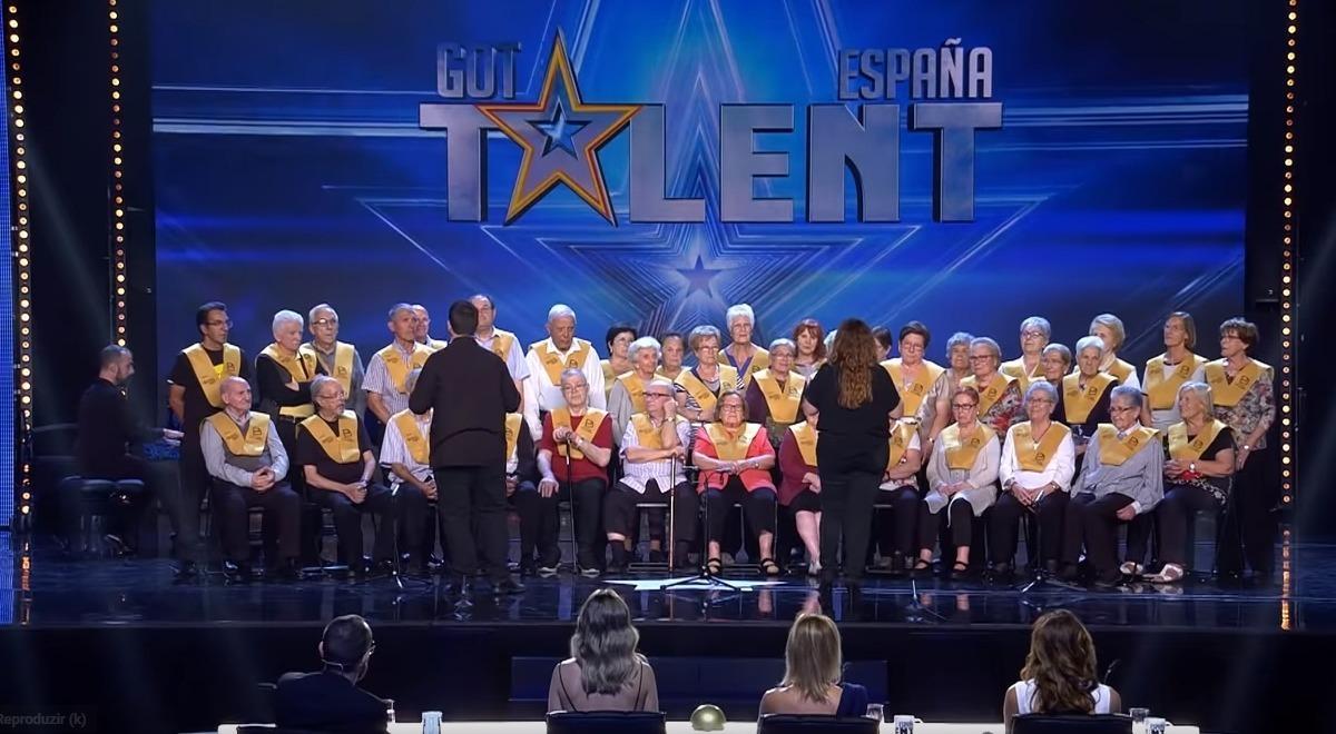 """Idosos com Alzheimer participaram no """"Got Talent Espanha"""" e emocionaram o país inteiro!"""