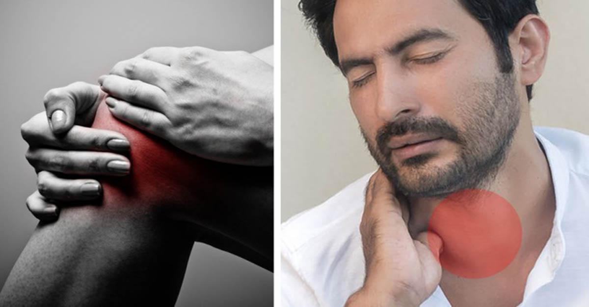 Problemas da tiróide: 12 sintomas que não devem ser subestimados!