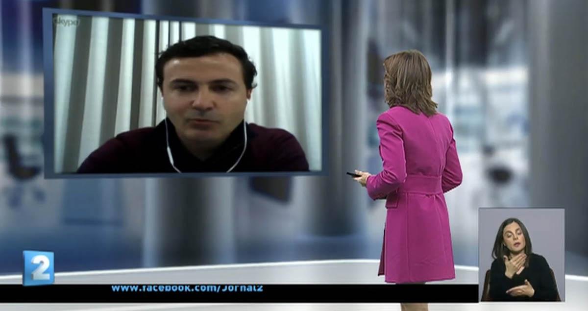 Médico explica porque é urgente Portugal entrar em quarentena