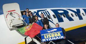 Ryanair perdeu a cabeça: colocaram as viagens Porto-Lisboa a 7,99 Euros e brevemente a menos de 5 euros!